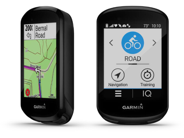 Garmin Edge 830 Ciclocomputador Pack Performance, black